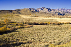 Idaho scenic expanse Royalty Free Stock Photo