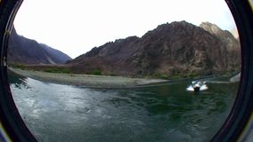 Idaho Snake River Hells Canyon 12 stock video footage