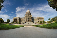 Idaho state capital Royalty Free Stock Photos