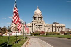 Free Idaho State Capitol Royalty Free Stock Photos - 11599638