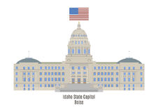 Idaho State Capitol, Boise Stock Photos