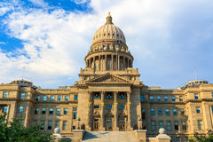 Idaho State Capitol Building Stock Photography