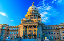 Idaho State Capitol Building Stock Images