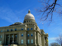 Idaho State Capitol royalty free stock image