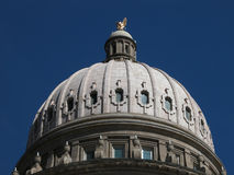 Idaho State Capitol Dome Stock Photography