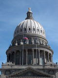 Idaho State Capitol Dome Royalty Free Stock Image