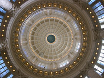Idaho State Capitol Rotunda Royalty Free Stock Images