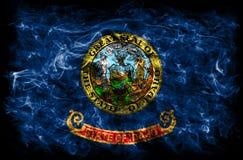 Idaho state smoke flag, United States Of America Stock Images