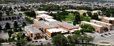 Idaho State University Campus royalty free stock photography