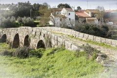 Idanha-a-velha rzymianina most Obraz Royalty Free