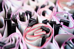 IDE Cable Stock Photography