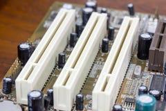 IDE Integrated Drive Electronics Imagen de archivo libre de regalías