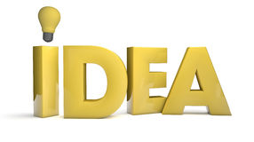 Idea 2 Fotografía de archivo libre de regalías
