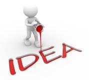 IDEA illustrazione vettoriale
