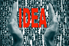 Idea Stock Photo