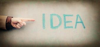 Idea Immagine Stock Libera da Diritti