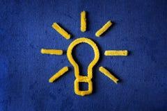 Idea Immagine Stock