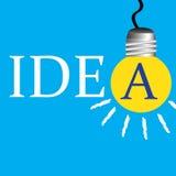 Idea Foto de archivo libre de regalías