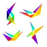 Idea abstracta del elemento de color Stock de ilustración