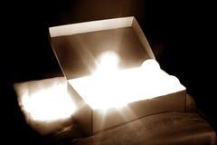 Idea Box Stock Photography