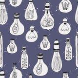 Idea brillante Imagen de archivo libre de regalías