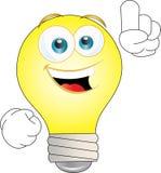 Idea Bulb Stock Photo