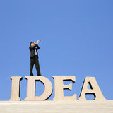 Idea Royalty Free Stock Images