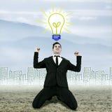 Idea Royalty Free Stock Photography