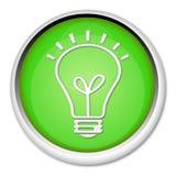 Idea button Stock Photos