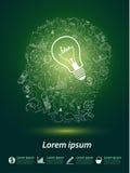 Idea capa Fotografie Stock Libere da Diritti