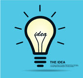 Idea  concept Royalty Free Stock Photos