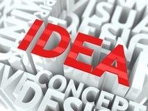 Idea Concept. Royalty Free Stock Photo