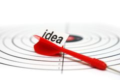 Idea concept Stock Images