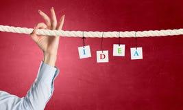 Idea concept Stock Images