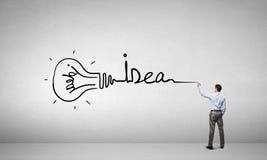 Idea concept Stock Photos