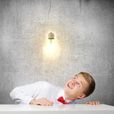 Idea concept Royalty Free Stock Image