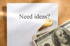 Idea conception Royalty Free Stock Images