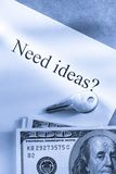 Idea conception Royalty Free Stock Photography