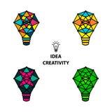 Idea creativa del asunto libre illustration
