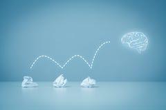 Idea and creative process Stock Image