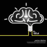 Idea2 creativo Fotografie Stock Libere da Diritti