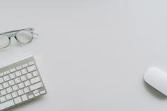Idea de escritorio de trabajo del concepto Fotos de archivo libres de regalías
