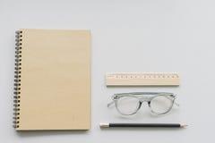 Idea de escritorio de trabajo del concepto Imagen de archivo libre de regalías