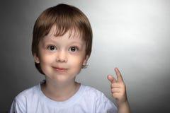 Idea de los niños Imagen de archivo libre de regalías