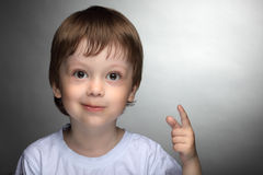 Idea dei bambini Immagine Stock Libera da Diritti