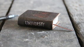 Idea del curso de la universidad almacen de video