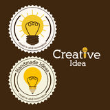 Idea design Royalty Free Stock Images