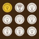 Idea design stock illustration