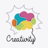 Idea design. Stock Images