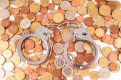 Idea di concetto dei soldi di affari Fotografia Stock